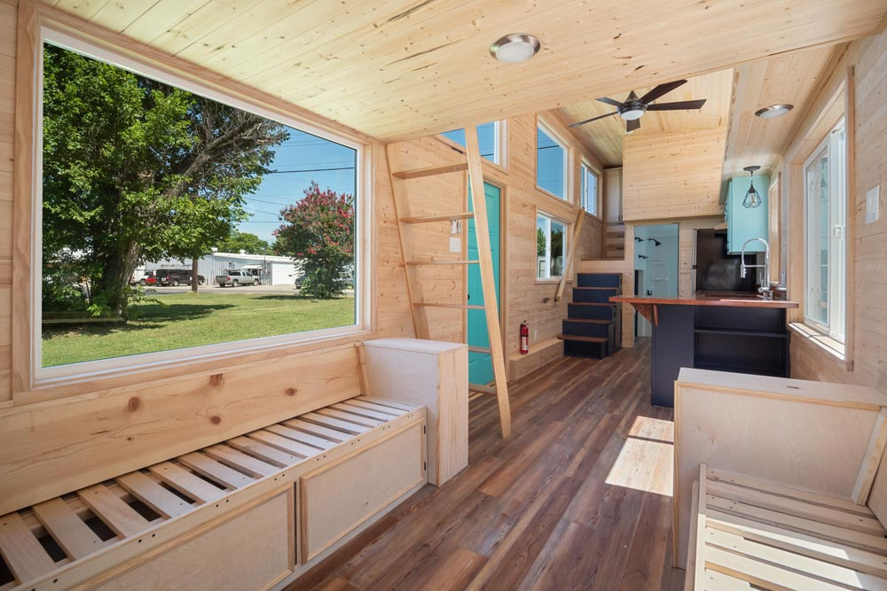 Sofa Sleepers - Wanderlust by Indigo River Tiny Homes