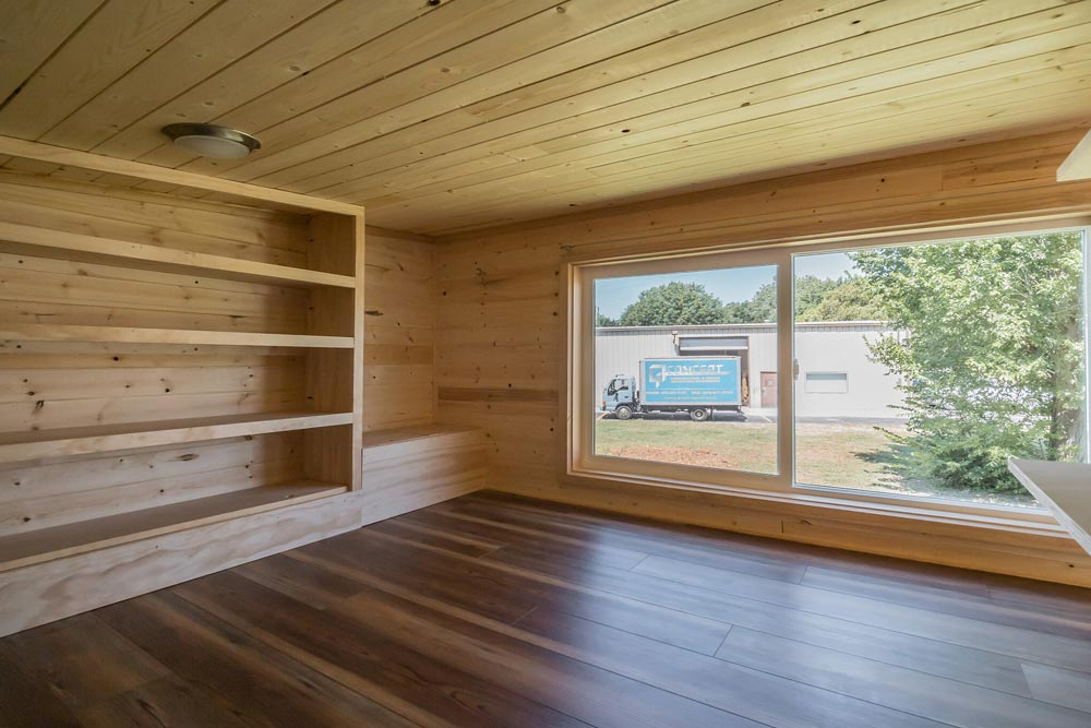 Loft Storage - Wanderlust by Indigo River Tiny Homes