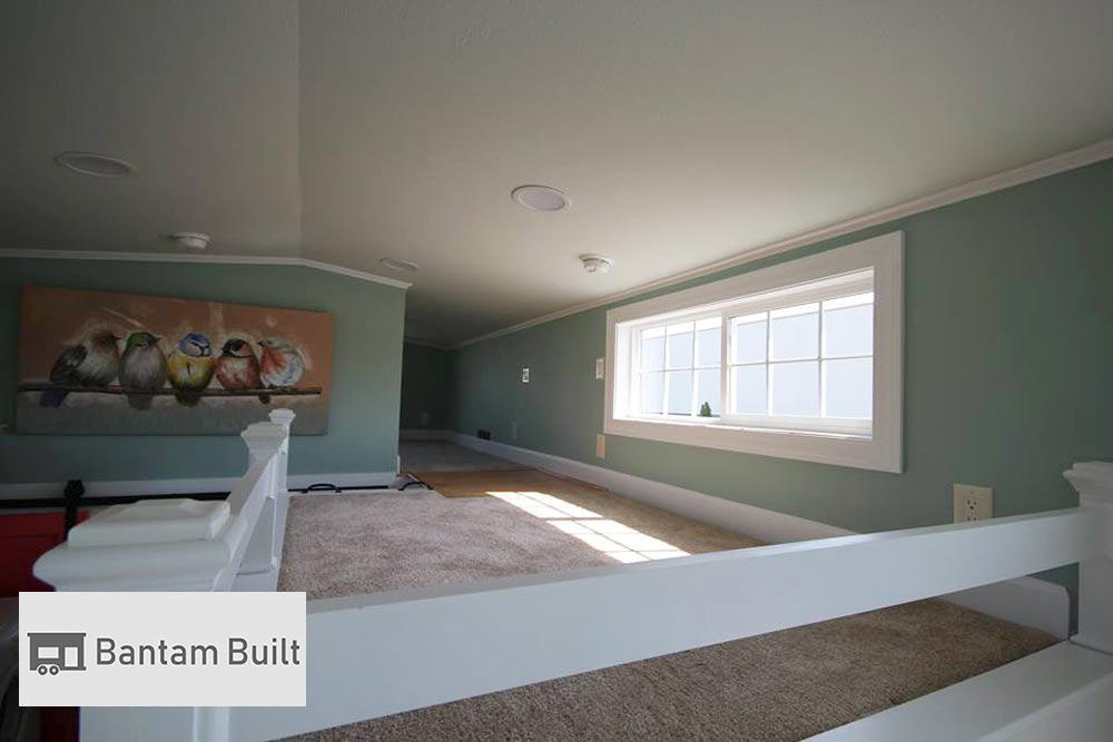 Second Loft Area - DeeDee by Bantam Built