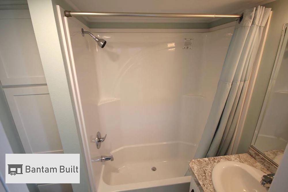 Full Size Bathtub - DeeDee by Bantam Built