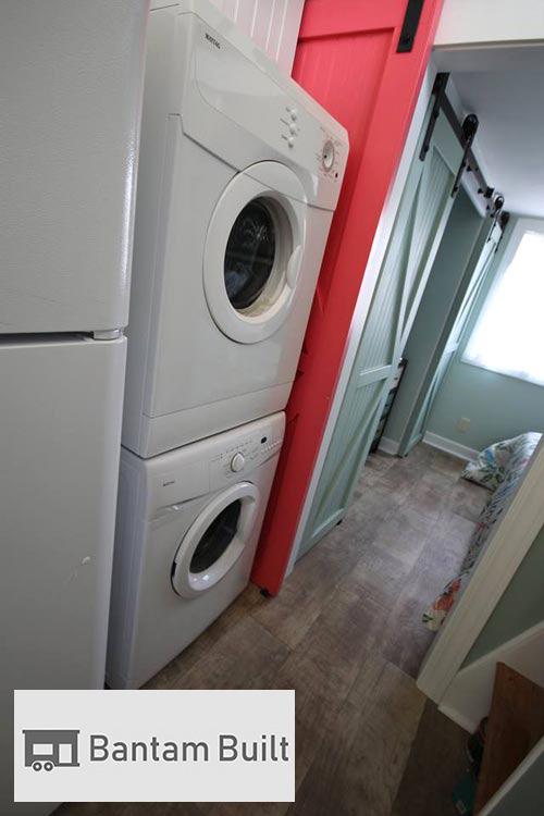 Stackable Washer/Dryer - DeeDee by Bantam Built