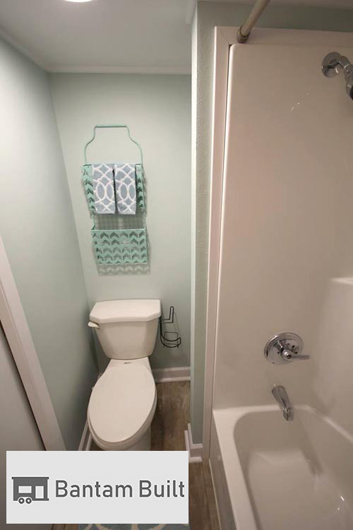 Bathroom - DeeDee by Bantam Built
