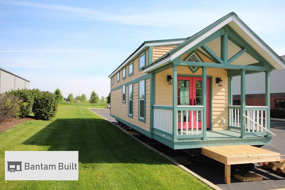 Park Model Tiny House - DeeDee by Bantam Built