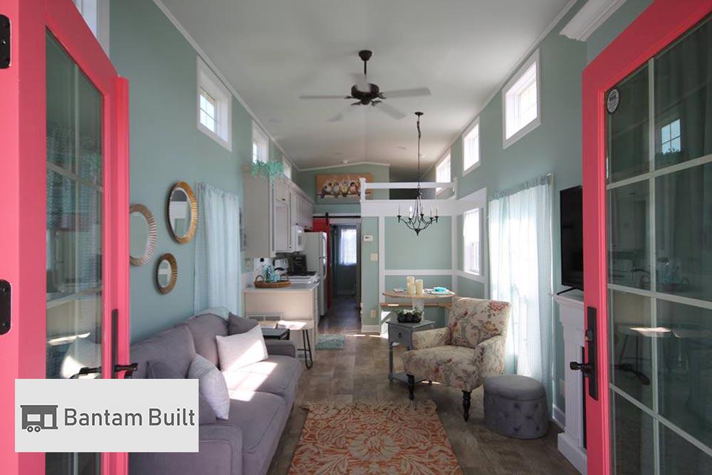 Living Room - DeeDee by Bantam Built