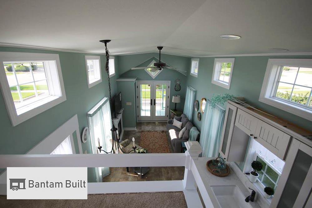 Tiny House Interior - DeeDee by Bantam Built