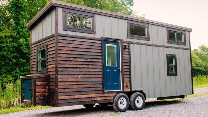 Triton 2.0 by Wind River Tiny Homes