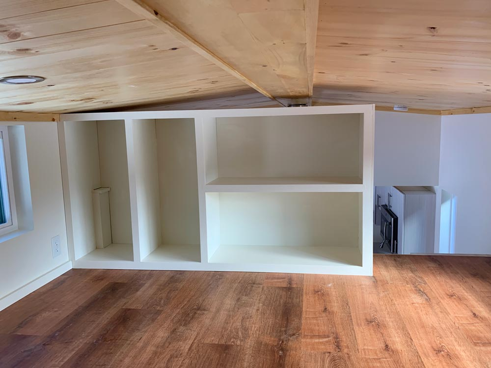 Loft Storage - Kinderhook by B&B Micro Manufacturing