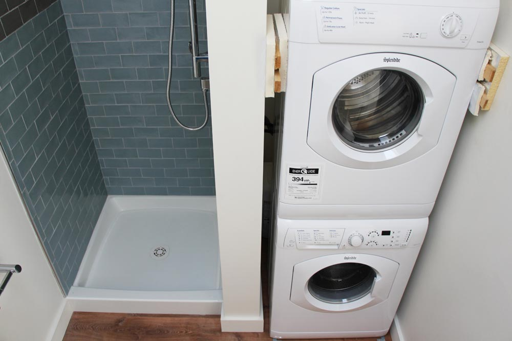 Washer/Dryer - Kinderhook by B&B Micro Manufacturing
