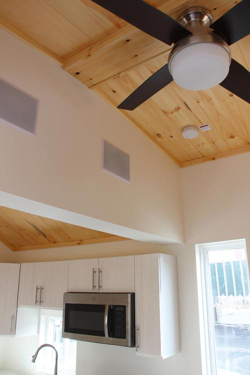 Ceiling Fan - Kinderhook by B&B Micro Manufacturing