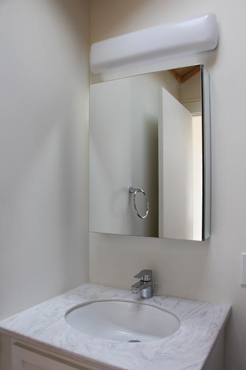 Vanity/Mirror - Kinderhook by B&B Micro Manufacturing