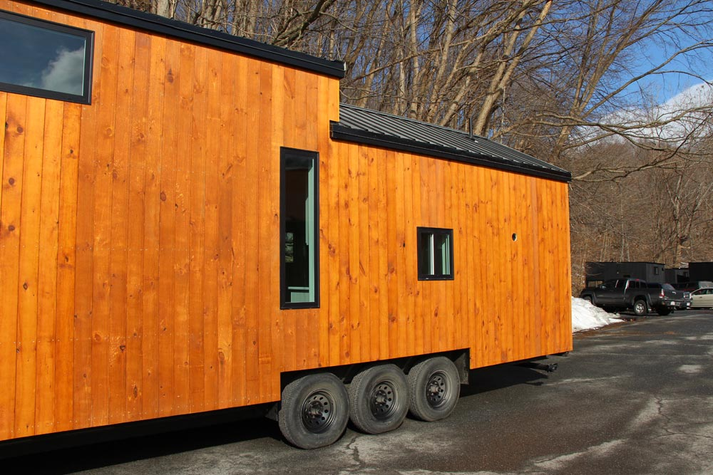 Rear View - Kinderhook by B&B Micro Manufacturing