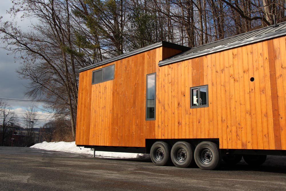 Park Model Tiny Home - Kinderhook by B&B Micro Manufacturing