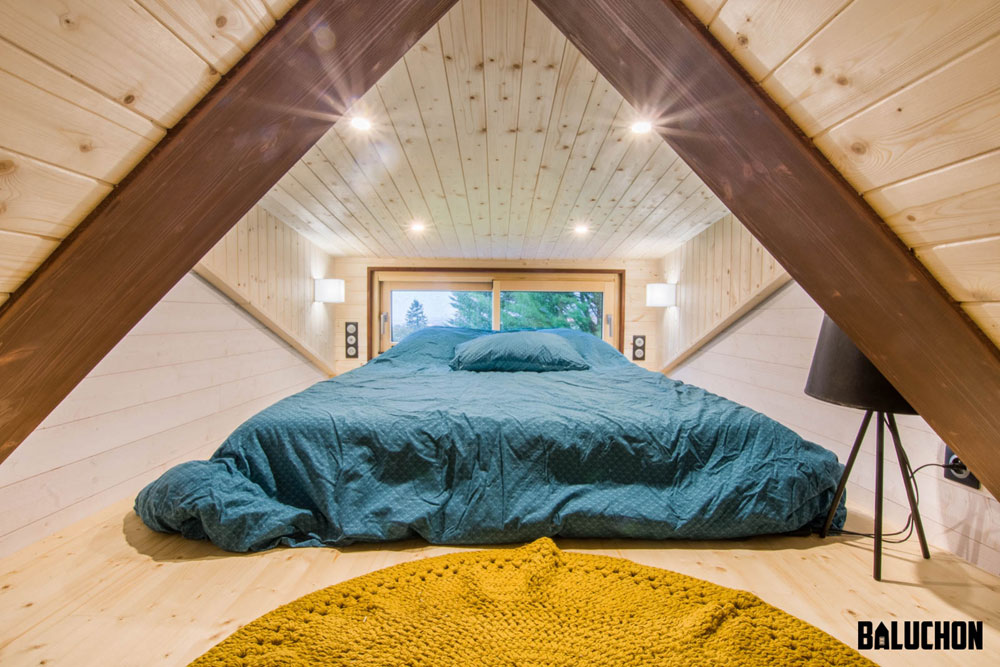 Bedroom Loft - Mogote by Baluchon