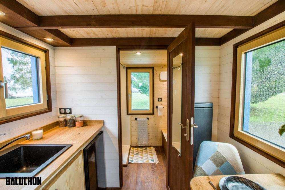 Kitchen & Bathroom - Mogote by Baluchon