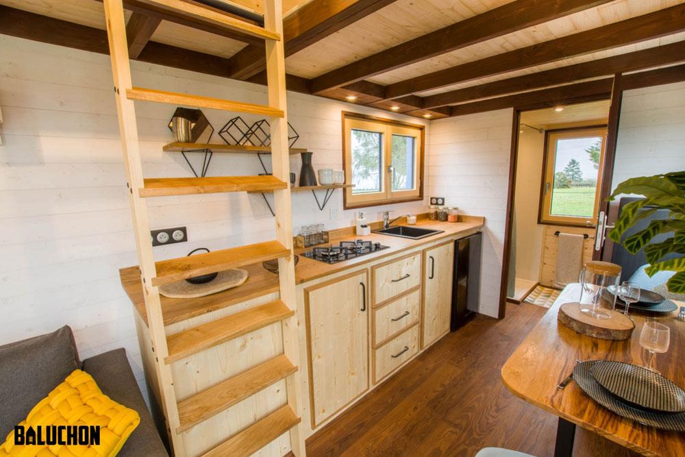 Custom Kitchen Cabinets - Mogote by Baluchon