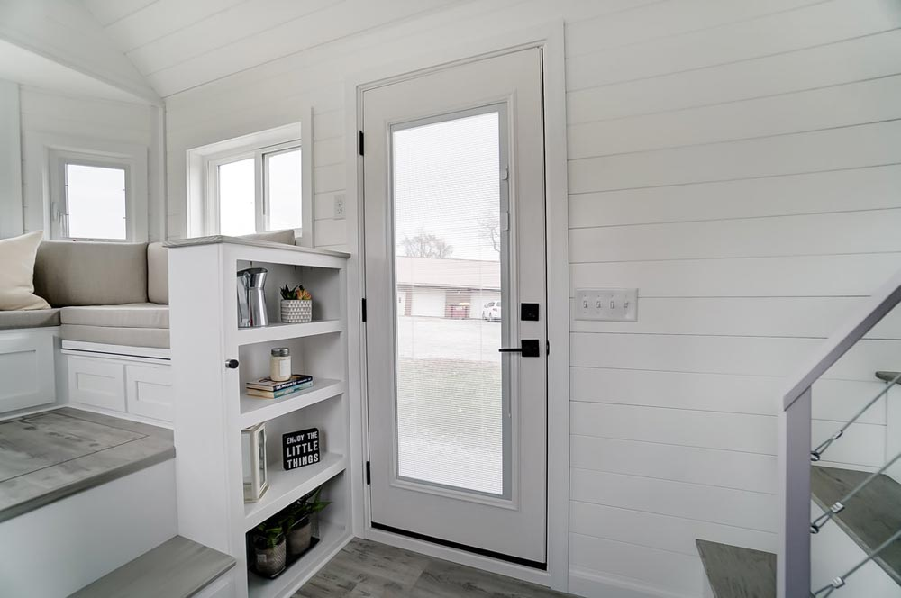 Full Light Front Door - Niagara by Modern Tiny Living