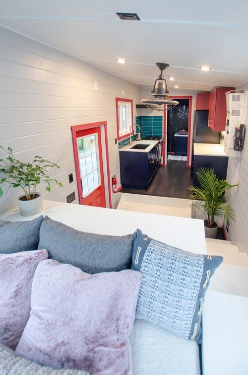 Raised Bedroom - Calliope by Rewild Homes