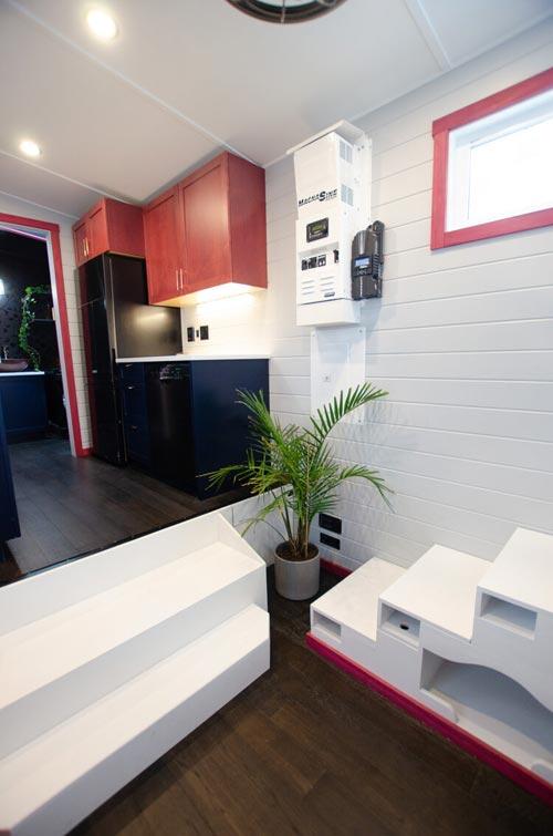 Raised Kitchen Platform - Calliope by Rewild Homes