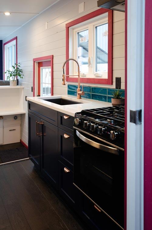 Kitchen - Calliope by Rewild Homes