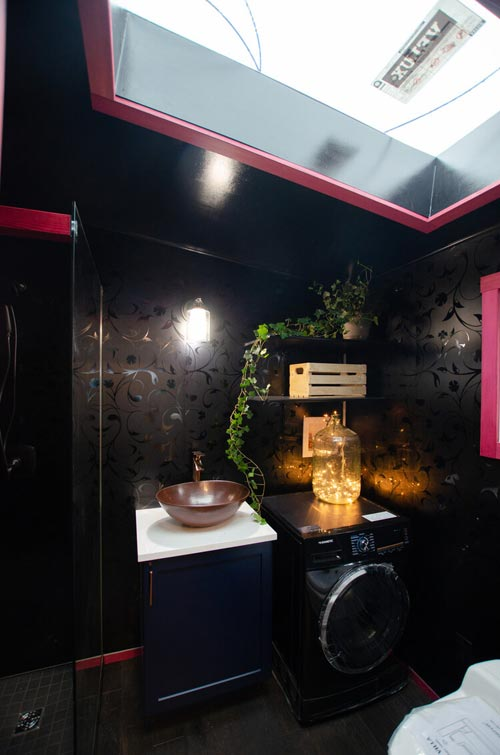 Bathroom Skylight - Calliope by Rewild Homes