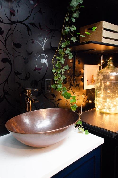 Copper Sink - Calliope by Rewild Homes