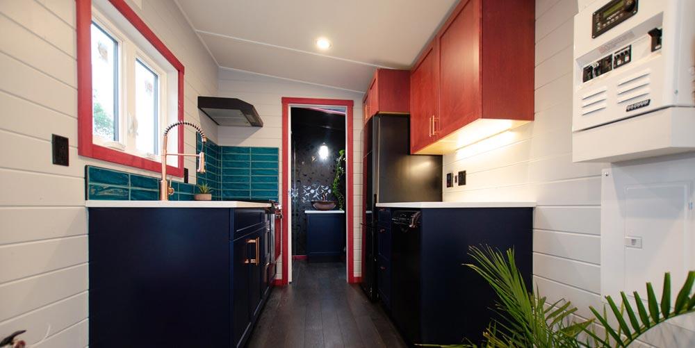 Galley Kitchen - Calliope by Rewild Homes
