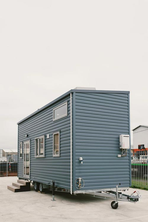 Exterior View - Sonnenschein Tiny House by Build Tiny