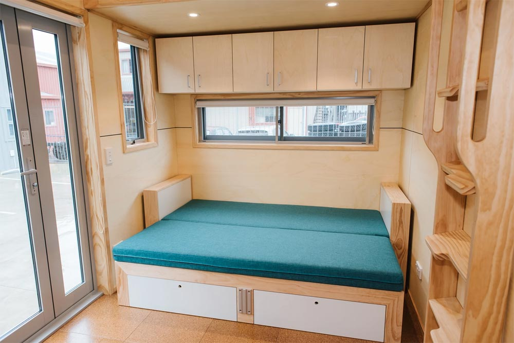 Sofa Bed - Sonnenschein Tiny House by Build Tiny