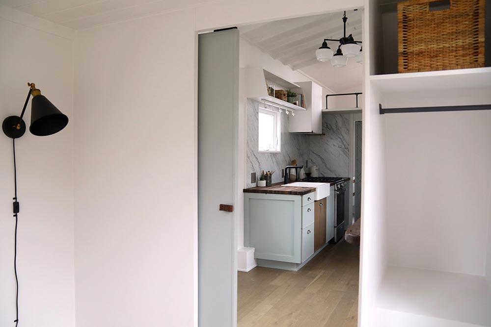 Bedroom Pocket Door - Cannon Beach by Handcrafted Movement