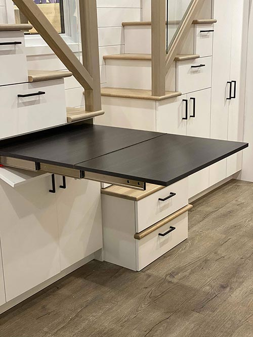 Pull-Out Table - Charme by Minimaliste