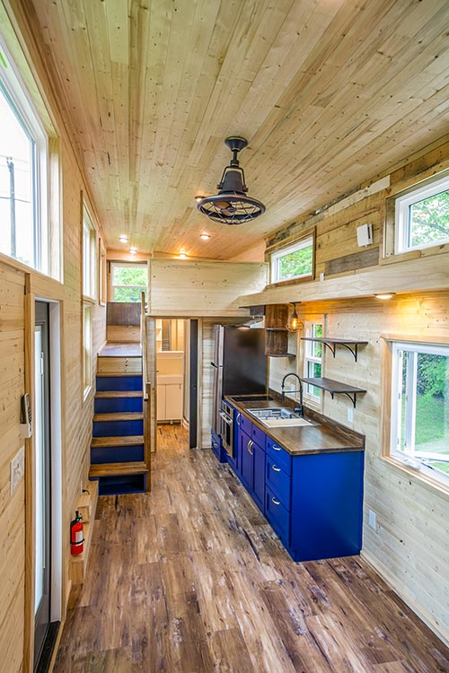 Interior - Origin by Indigo River Tiny Homes