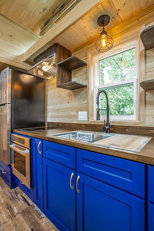 Kitchen Sink - Origin by Indigo River Tiny Homes