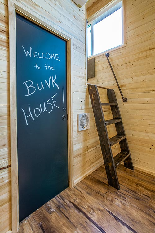 Bunk Rooms - Origin by Indigo River Tiny Homes