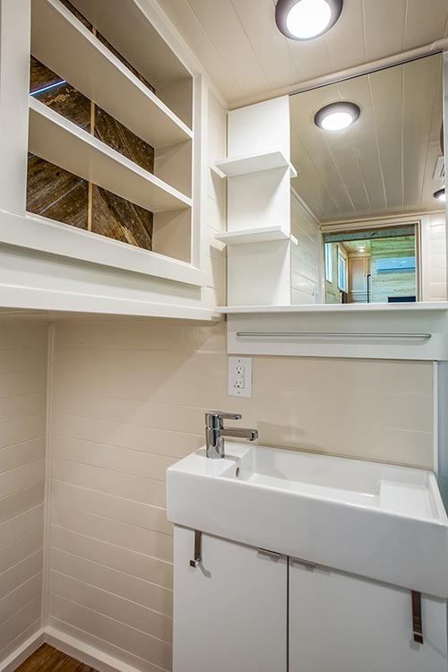 Bathroom Sink - Origin by Indigo River Tiny Homes