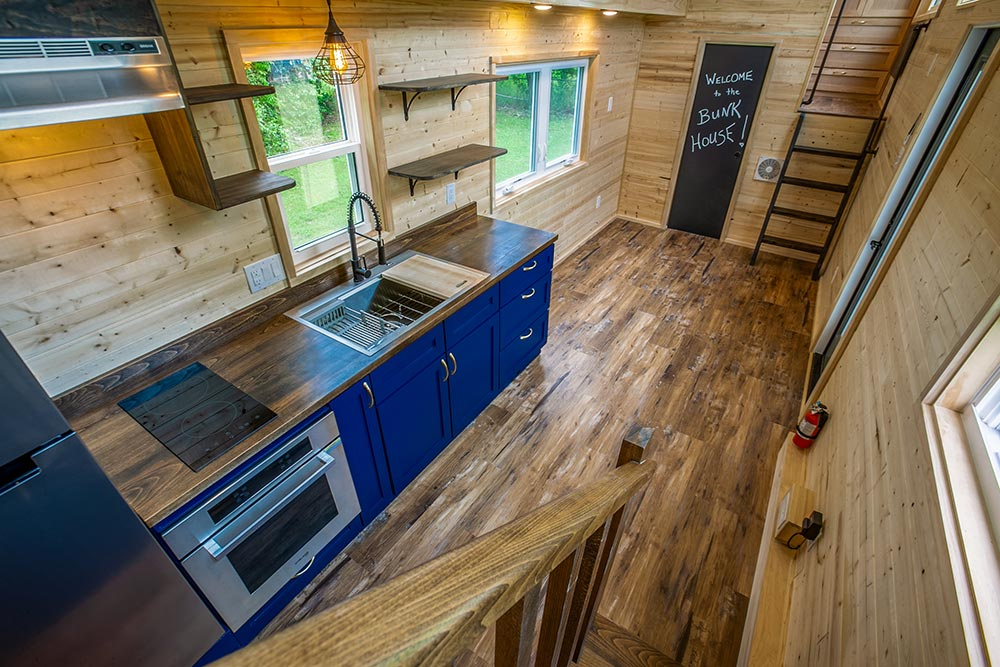 Interior View - Origin by Indigo River Tiny Homes