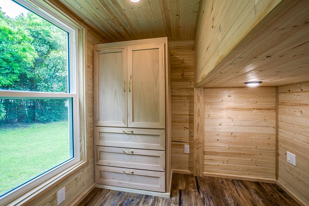 Wardrobe - Origin by Indigo River Tiny Homes