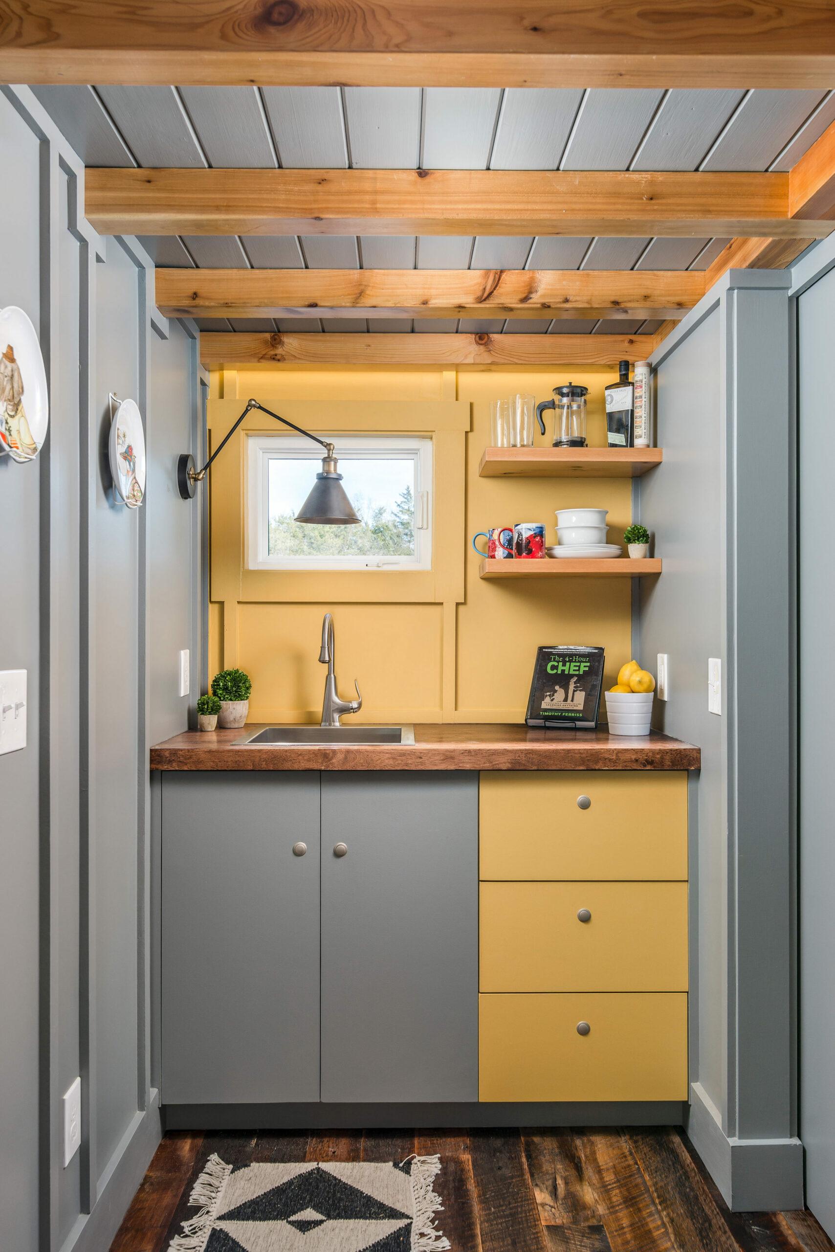 Kitchenette - Cornelia by New Frontier Design
