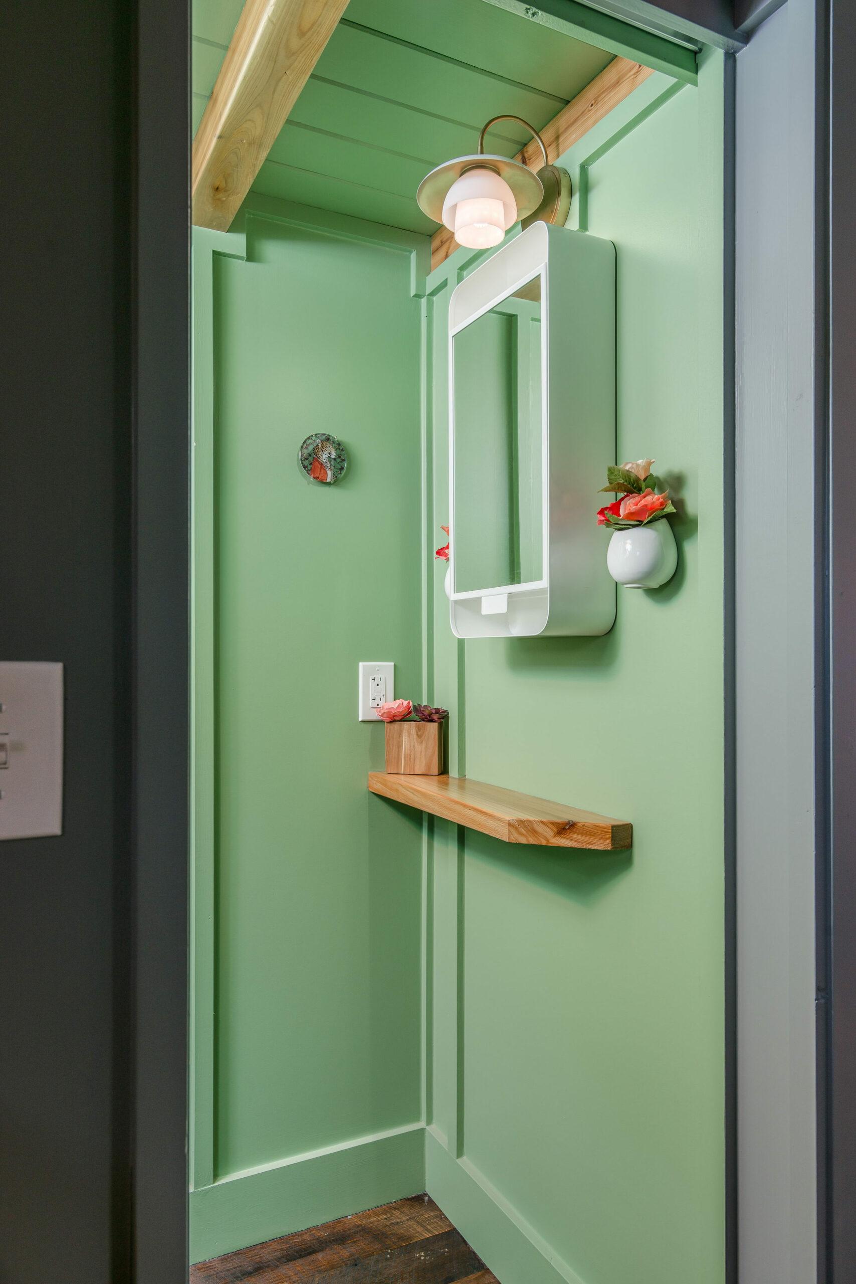 Bathroom Mirror - Cornelia by New Frontier Design