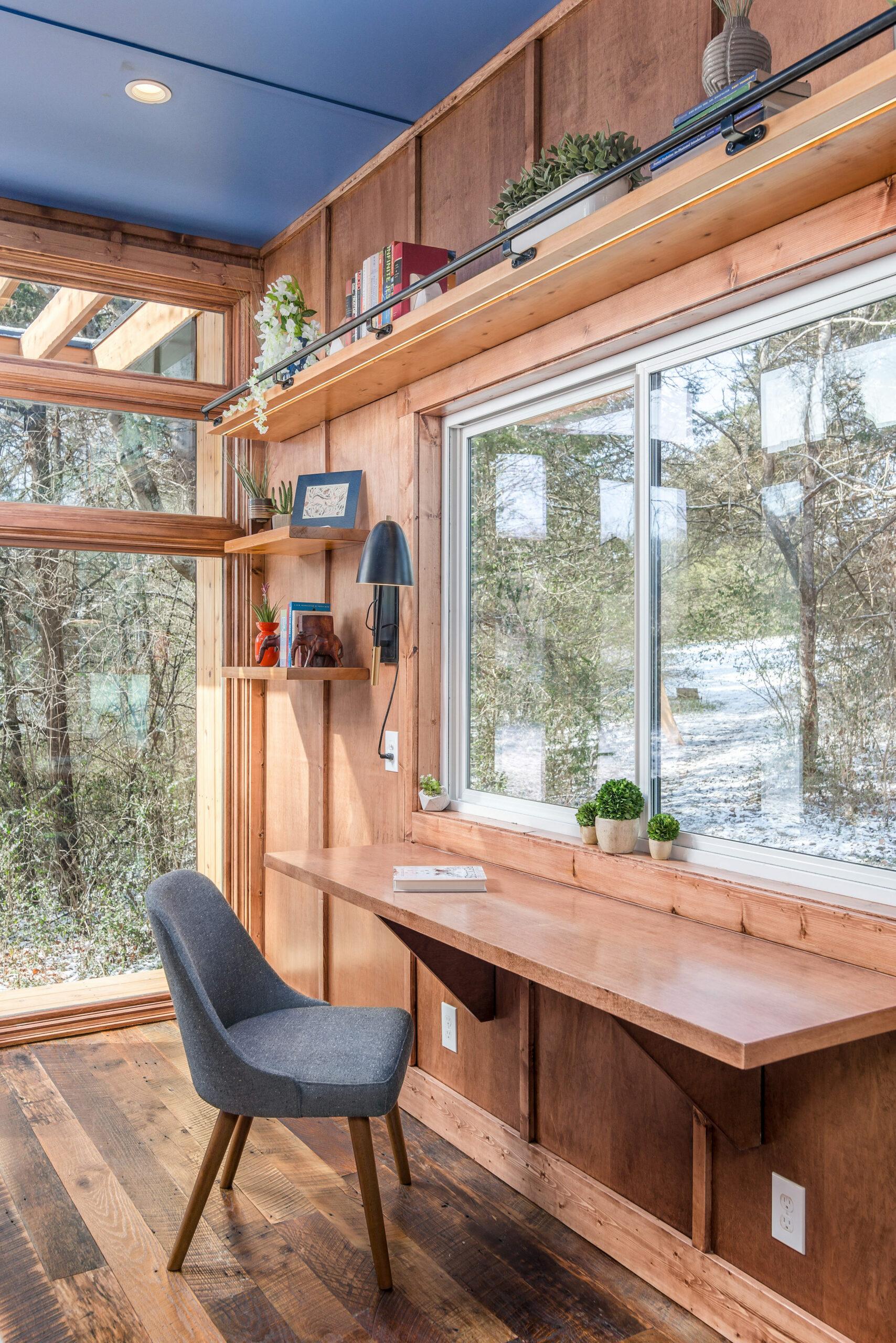 Living Area - Cornelia by New Frontier Design